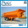 Mechanical Suspension (팁 주는 사람 트레일러)를 가진 세 배 Axle 40t Container Tipper Trailer