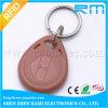 Печать низкочастотное Colordul портативное RFID Keychain Cmyk