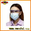 Устранимый Non сплетенный активно лицевой щиток гермошлема углерода, петля уха, 4ply