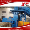 Automatic cheio Baler Machine com Large Capacity