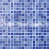mattonelle di mosaico di vetro della piscina della fusione calda di slittamento di 15X15mm non (BGC015)