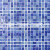 15X15mm nicht Beleg-heiße Schmelzglasswimmingpool-Mosaik-Fliese (BGC015)