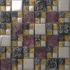Cerámica y metal Mosaico (MR009)