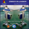 Laser Marking Machine Online Applied de la fibra para Pipe Extrusion Line