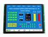 Neuestes Inch 10.4 HMI Smart Terminal LCD Module Support Sd Card, Custom Voice Recording und Camera Function