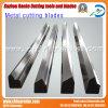 Обрабатывать изделие на определенную длину ножи ножниц