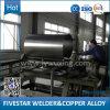 Machine de roulement de cercle pour la production en acier de tonneaux à huile