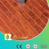 suelo laminado impermeable grabado AC4 de la nuez dura de 12m m E0 HDF