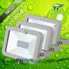 diodo emissor de luz Floodlight de 10W 20W com o UL do CE SAA de RoHS