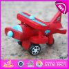 Plano de madeira do brinquedo 2015 para o bebê, avião de madeira novo do brinquedo dos miúdos, madeira para crianças, brinquedo plano de madeira de voo W04A198 do brinquedo do avião