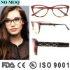 Le plus récent Design Acetate Optical Frame Full-Rim Frames New Model Eyewear Frame Glasses