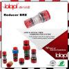 Conetores retos garantidos alta qualidade do selo, conetores retos da micro compressão do conetor de duto