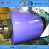 Perfiles de cubierta de material galvanizado prepintado acero de la bobina