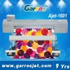 Impresora del papel de transferencia de la impresora de la tinta de la sublimación Ajet1601 de Garros el 1.6m