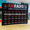 Duik Stand Display met Fabric Banner (tj-020) op