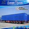 Del Tri Axles Van Body Truck di carico del contenitore rimorchio semi
