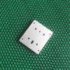 Het Machinaal bewerkte Aluminium van de hoge Precisie CNC met het Witte Anodiseren