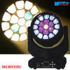 Ape Eye 19X15W RGBW 4in1 LED Stage Moving Head DJ Light