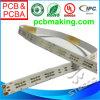 PWB curvado com placa baixa de alumínio para o conjunto do módulo do PWB, para ao ar livre com IP65, IP67, SMD2835 impermeável, tira de 60 diodos emissores de luz