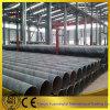 Pipa y tubo galvanizados acero espiral