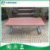 Banco de parque usado el listón plástico de madera más nuevo del HDPE (FY-127XA)
