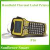 Transferencia termal directa de la etiqueta del código de barras de la resolución Handheld portable de la impresora 180dpi