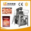 Máquina de empacotamento agradável do camarão da qualidade