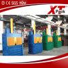 Empaquetadora de la compresión de la basura en pequeño lugar