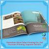 Stampa dell'opuscolo dell'opuscolo dell'opuscolo delle alette di filatoio del catalogo del coperchio molle di alta qualità