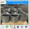 Tête elliptique d'acier du carbone de monture de tube de garnitures de pipe