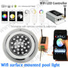 18X1w Apple iPhone Light Control Underwater Pool Light, Pool Light LED