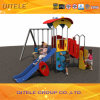 PE Slide&Swing оборудования спортивной площадки (PE-04201)