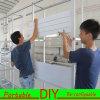 Indicador de alumínio reusável portátil da exposição de Slatwall