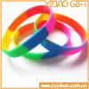 Bracelet fait sur commande de silicones pour le cadeau promotionnel (YB-LY-WR-40)