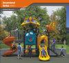Das crianças futuristas de tamanho médio da série de Kaiqi campo de jogos ao ar livre (KQ10119A)