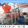 Bloque automático Qt10-15 que hace la máquina con calidad europea