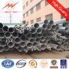 Bitumn Sicherheitsfaktor 1.5 polygonaler 12m elektrischer Stahlpole