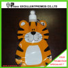 Симпатичное Tiger Shape Plastic Folding Water Bottle 350ml Capacity (EP-B125513)