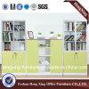 2.1m Wooden Wohnzimmer Bookshelf File Cabinet (HX-6M279)