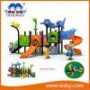 Внешние игрушки парка гимнастического снаряда детей спортивной площадки