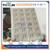 Panneaux en plastique de PVC du Kenya de salle de bains pour la salle de bains
