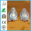 Polyresin Angel Escultura Solar Light para Decoração