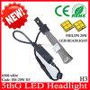 LEDのヘッドライトの銅のブレードのヘッドライトキットLEDはすべての車を得た