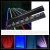 Indicatore luminoso capo commovente della discoteca del fascio del CREE LED di RGBW
