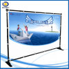 8ft * 8ft Promotion Backdrop Stand, Adjustable Displat Stand, Telescopic Stand