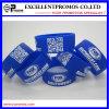 Logotipo relativo à promoção Wristband personalizado do silicone (EP-W58401)
