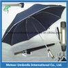 ألومنيوم مظلة آليّة مفتوح مستقيمة لأنّ رجال