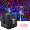 De veelkleurige RGB 3W Laser van de Hoge Macht toont Systeem