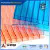 10 Jahre Garantie-doppel-wandige Polycarbonat-Blatt-