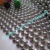 De nieuwe Ketting van de Bal van het Metaal van Voorwaarde Glanzende 8mm Zilveren Geplateerde Rond gemaakte